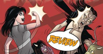 Exorsisters #5 Review