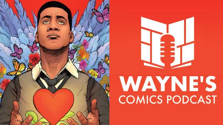 Wayne Hall, Wayne's Comics, Freeze, Top Cow, Dan Wickline, Phillip Sevy, Ray, Paradox, Tomb Raider