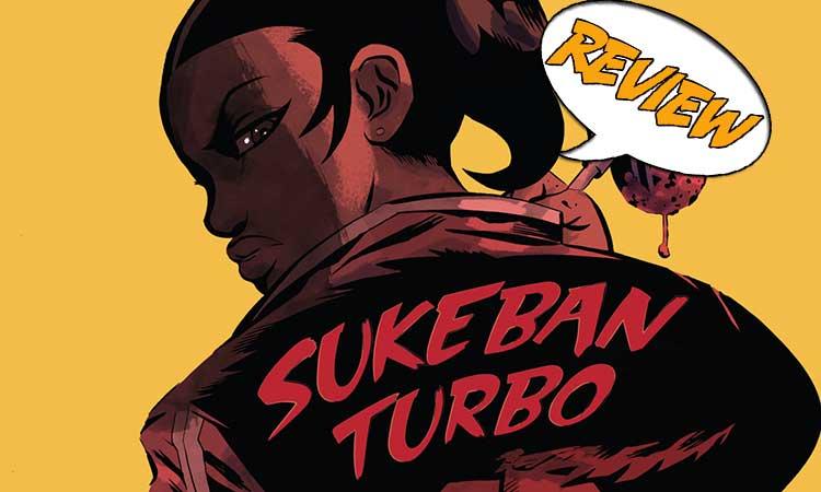Sukeban Zero #1 Review
