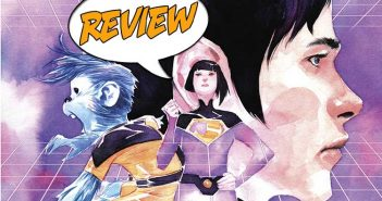 Wonder Twins #1 Review