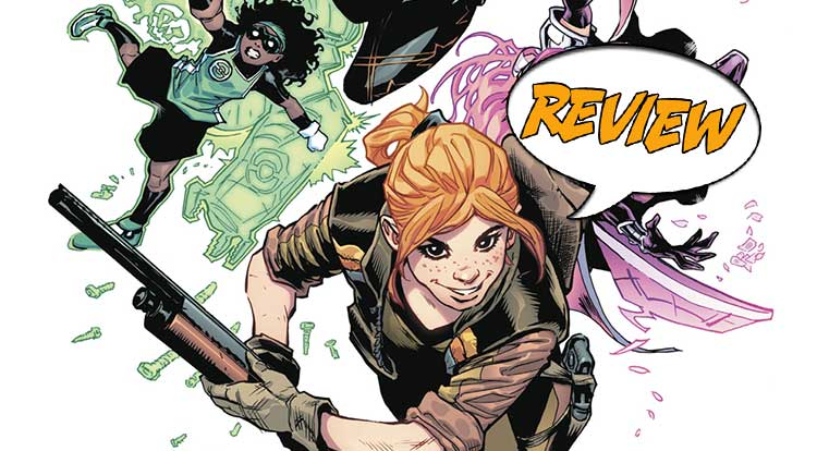 Young Justice #2 review