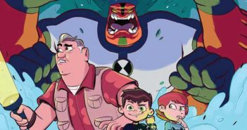 Ben 10: The Truth is Out There OGN