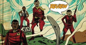 Black Hammer '45 #1 Review