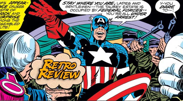 Captain America #200 Review