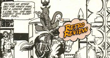 Cerebus #1 Review