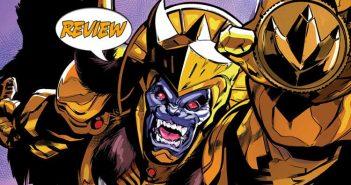 Go Go Power Rangers #18 Review