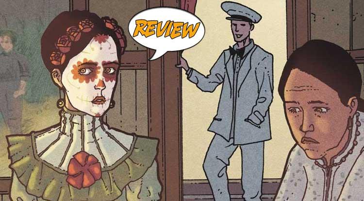 Ice Cream Man #10 Review