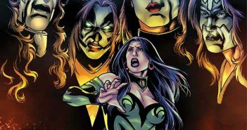 KISS: Blood And Stardust #5