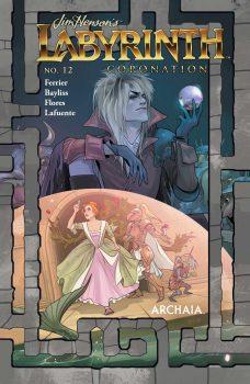 Labyrinth: Coronation #12