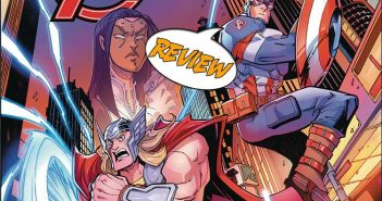 Marvel Action: Avengers #3 Review