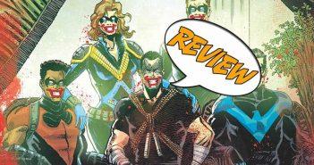 DC, Robin, Batman, Nightwing, Dick Grayson, Ric, Zack Kaplan, Scott Lobdell, Barbara Gordon, Joker's Daughter, Bludhaven, Travis Moore,