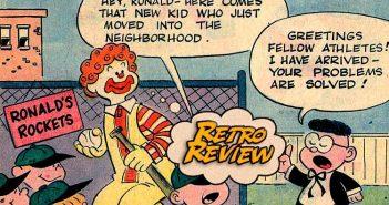 Ronald McDonald #3 Review