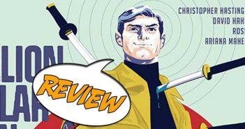 Six Million Dollar Man #1 Review