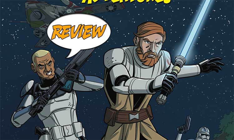 Star Wars Adventure #19 Review