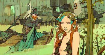 Jim Henson's Storyteller: Sirens #1