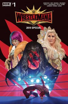 WWE Wrestlemania Special 2019