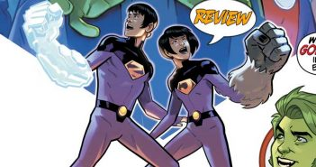 Wonder Twins #2 Review