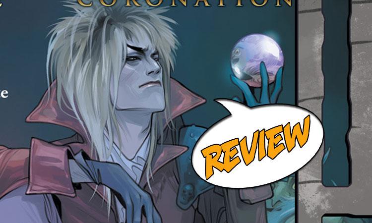Jim Henson's Labyrinth: Coronation #12 Review