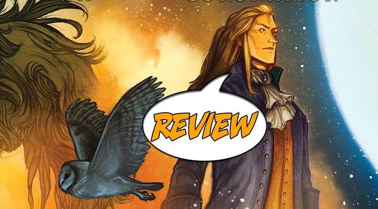 Jim Henson's Labyrinth: Coronation #11 Review