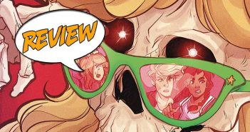 Morning in America #1 Review