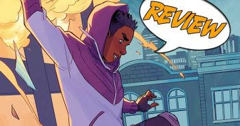 Quincredible #5 Review