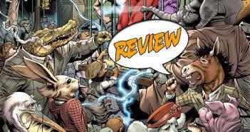 Shazam #4 Review