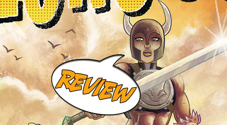 The Long Con #7 Review