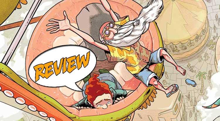 Wizard Beach #4 Review