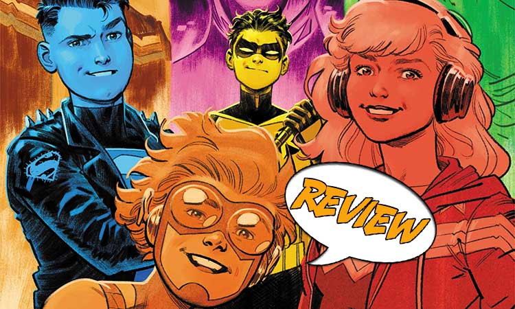Young Justice #3 Review