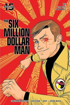 Six Million Dollar Man #2