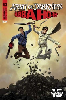 Army of Darkness / Bubba Ho-Tep #3