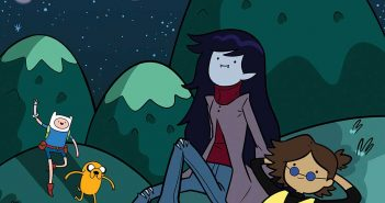 Adventure Time: Marcy and Simon #4