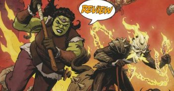Avengers #18 Review