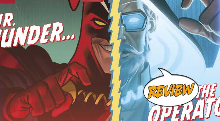 Dial H For Hero #2 Review
