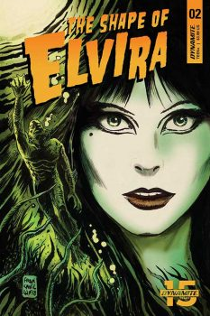 Elvira: The Shape of Elvira #2