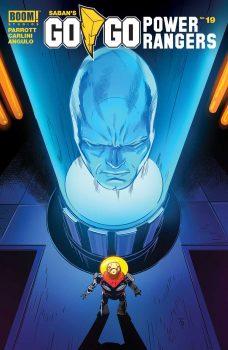 Go Go Power Rangers #19