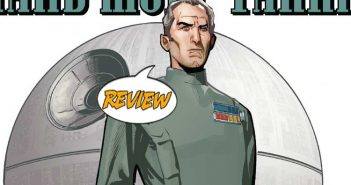 Grand Moff Tarkin #1 Review