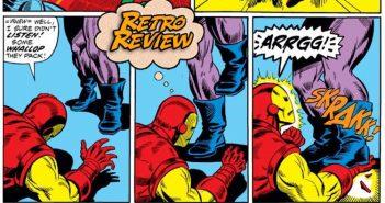 Iron Man #55 Retro Review