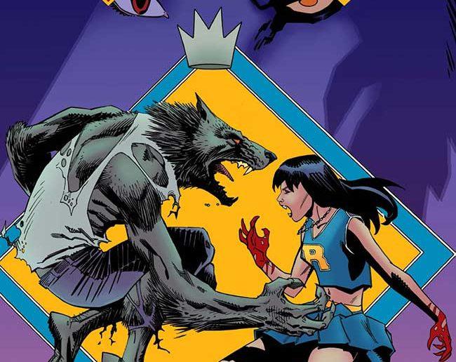 Jughead: The Hunger vs. Vampironica #1