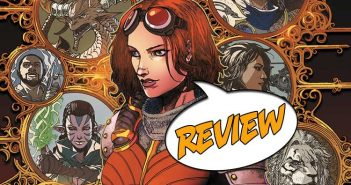 Magic: The Gathering: Chandra #2 Review
