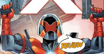 Major X #2 Review