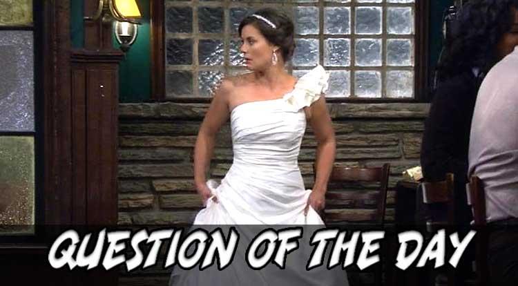 Fictional Wedding QOTD