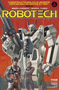 Robotech #19