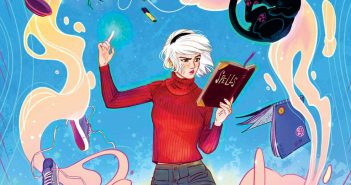 Sabrian The Teenage Witch #2