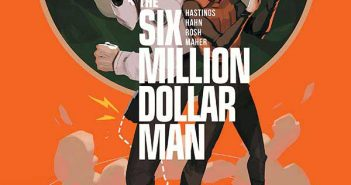 Six Million Dollar Man #3