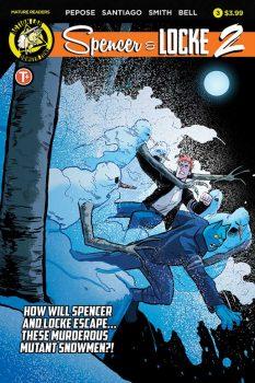 Spencer & Locke 2 #3