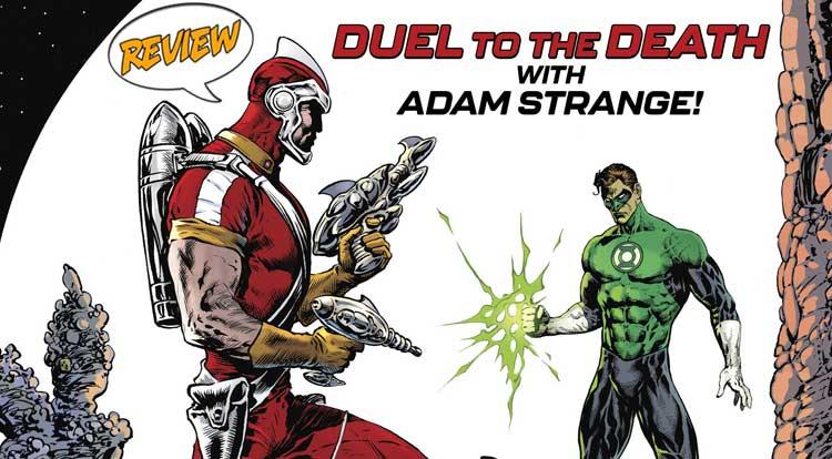 Green Lantern #6 Review