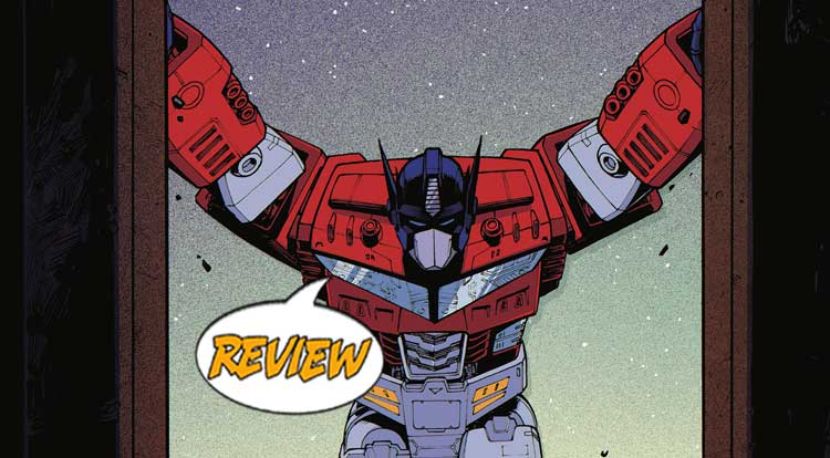 Transformers #3 Review