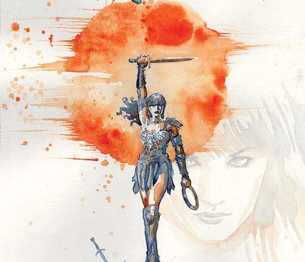 Xena Warrior Princess #1