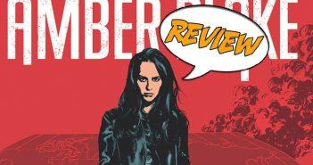 Amber Blake #1 Review